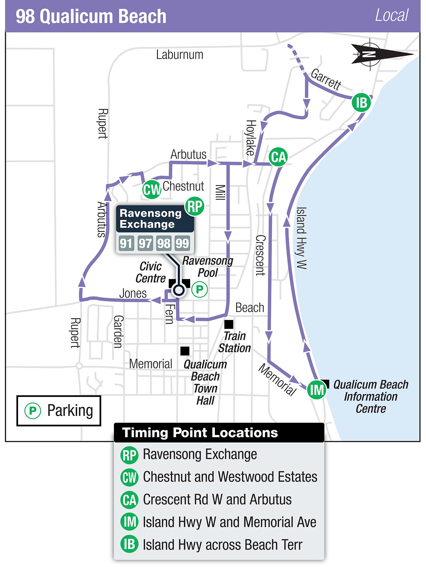 Nanaimo Bus Schedule