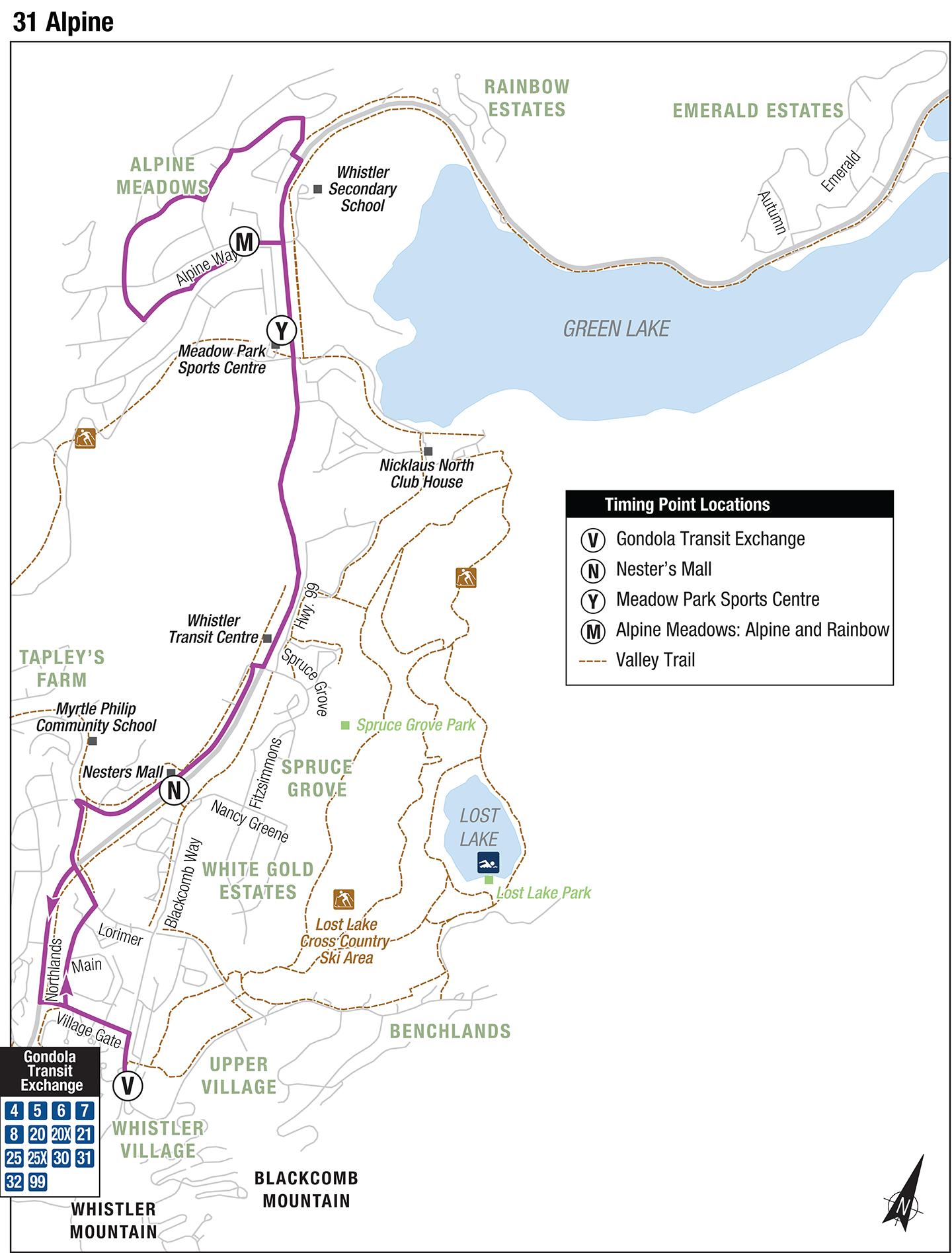 Route 31 Alpine